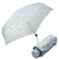 5단 수동 우산(양산겸용) - 소녀에게(블루)
