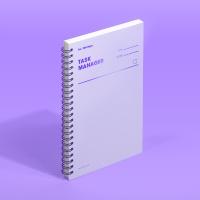[모트모트] 태스크 매니저 100DAYS  - 바이올렛