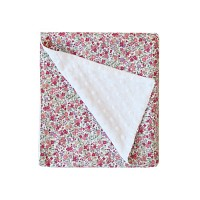 [MADLINE][마들린 양면담요]마들린/마들린 담요/유모차 담요-버베나_핑크(S)70x77cm