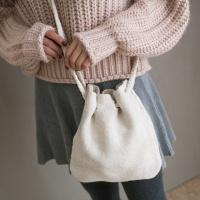 뜨개 미니 숄더백 가방