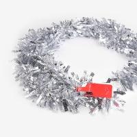 [인디고샵] 크리스마스 실버 장식모루