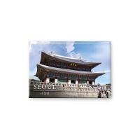 한국 여행마그넷 기념품 근정전_인테리어자석