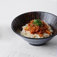 일본식기 아카센 소면기