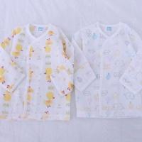 [베베원]봄 여름용 거즈 배냇저고리  2종택1