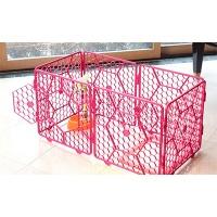 푸르미 매직 울타리 대형문 6P(핑크)