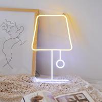 LED 실내용 네온사인 보드 (스탠드)