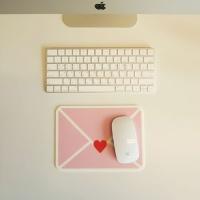 Letter Mousepad