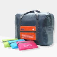핑크풋 여행용 접이식 캐리어 보조가방