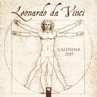 2019 캘린더 Leonardo da Vinci