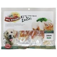 애견간식 착한 마이도기 닭갈비300g 대용량간식