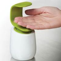 한손펌핑 물비누 주방세제 디스펜서 간편 손세정제