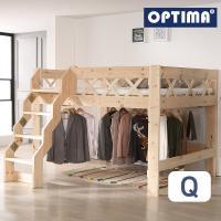 [옵티마]헤라 벙커침대 퀸 계단형