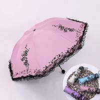 톡시 레이스 양산 자외선차단 암막양산 패션양산