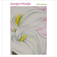 2019 캘린더 Georgia O'Keeffe