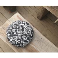 [콩지] 레플리카 원형 방석 커버 40cm