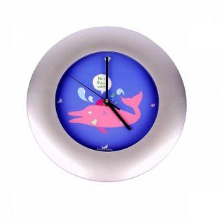 아트벽시계(돌고래)