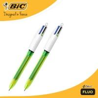 BIC 4컬러(3+1)형광