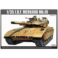 (아카데미과학-ACTA986) 1/35 메르카바 Mk.III (13267) 탱크 프라모델