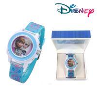 [Disney] 디즈니 겨울왕국 아동 전자 뮤직 손목시계 (FZN3588)