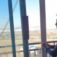 유리창 청소 쉽게 닦는 창문 밀대 밀땡 클리너