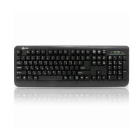 QSENN FPS 최적화 게이밍 키보드 GP-K5000 (멤브레인 방식 / 미니멀디자인)