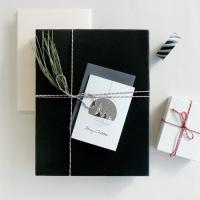 크리스마스 카드 _ White Christmas