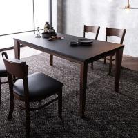 [채우리] 루트리 화산석 4인식탁세트(의자)