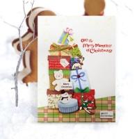 FS1028-6 크리스마스카드 카드 성탄카드