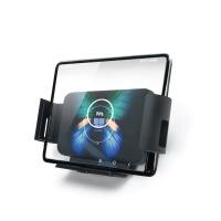 차량용 와이드 고속무선충전기 / NV66-WCC10Q