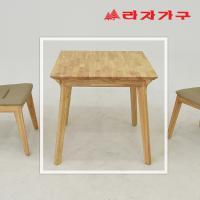 에테 원목 2인 식탁 테이블