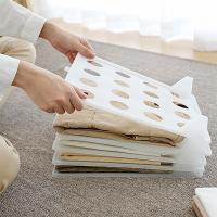 (1+1) 옷장 공간창출 셔츠 의류정리 TOWER 트레이 5