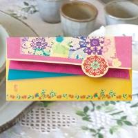 꽃조각 용돈봉투 FB108-5