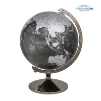 [서전지구] 장식용 블랙메탈 지구의 SJ-260-MB