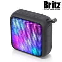 브리츠 휴대용 블루투스4.0 스피커 BA-BL1 Sound Painting Mini (통화 + 음악 / MicroSD카드 재생 / 외부입력 AUX 단자 / 5가지 LED / 충전)