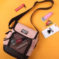 바이모스 미니멈크로스백 3탄 - 핑크