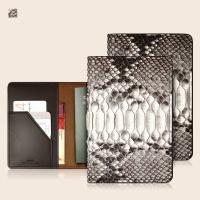 [여성여권지갑]쏠레(파이톤)