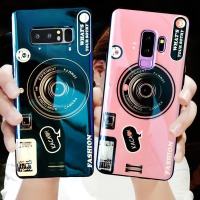 갤럭시 노트10/S10시리즈 카메라 스마트톡 젤리케이스