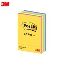 3M 포스트잇 큐브노트 파스텔 CT-32 [00031668]