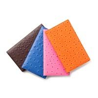 OROM 리필 커버 포켓월렛 미디엄 (타조) 4 Color [L359]