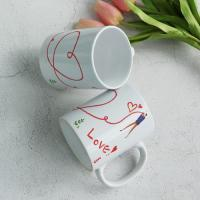 ig368-디자인머그컵2p-사랑을속삭이는연인
