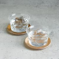 킨토 캐스트 원목 컵받침