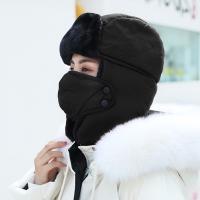 하키 겨울 스키장 퍼 마스크 귀달이 모자