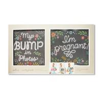 홀마크 베이비 기프트 PICS 'N' PROPS_Monthly Pregnancy Pic Kit_임신중 단계별 촬영 키트 - BBA7055
