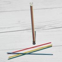 [CARAN DACHE] 2mm 굵은 컬러 샤프심..까렌다쉬 컬러 홀더심 아트컬러(4색) 6077.786