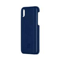 T 아이폰XS MAX 하드 케이스/사파이어 블루