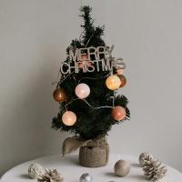[포홈]크리스마스 트리 전구 풀세트 (2color)