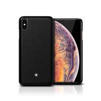 몽블랑 아이폰XS MAX 하드쉘 사피아노 핸드폰케이스