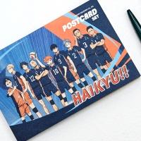 하이큐 엽서북세트 시즌1