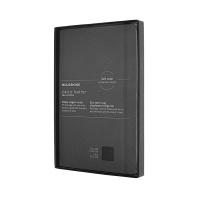 몰스킨 [19클래식 레더 노트]룰드/블랙 소프트 L