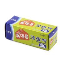 휴대용크린백30매 (크린?N) (개)